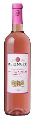 Beringer Vineyards White Zinfandel Moscato
